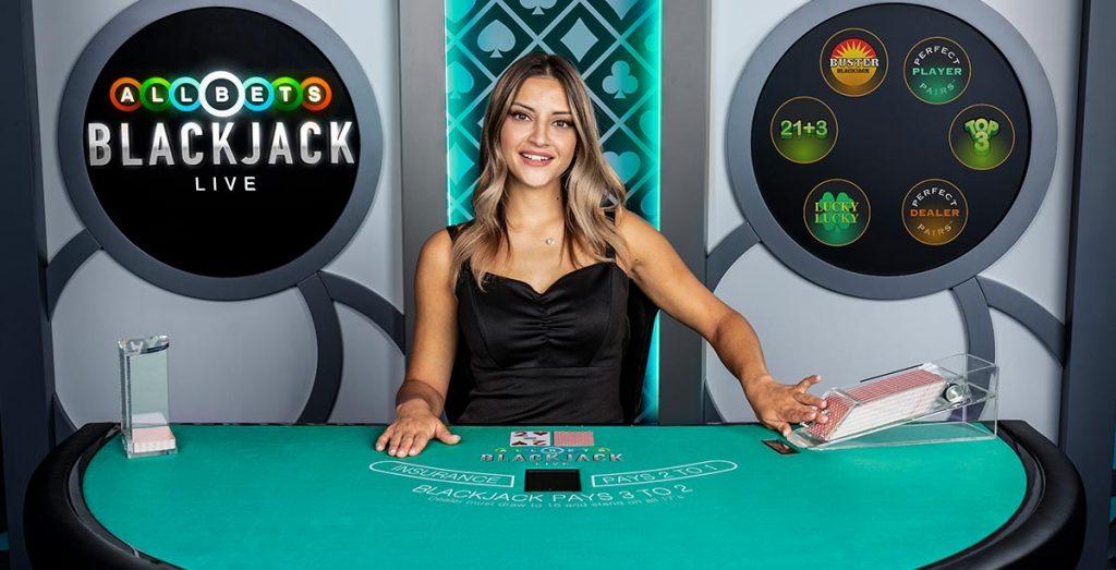 All Bets Blackjack online