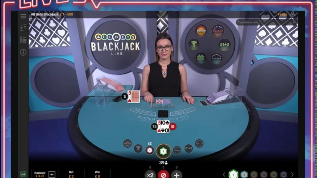 All Bets Blackjack review